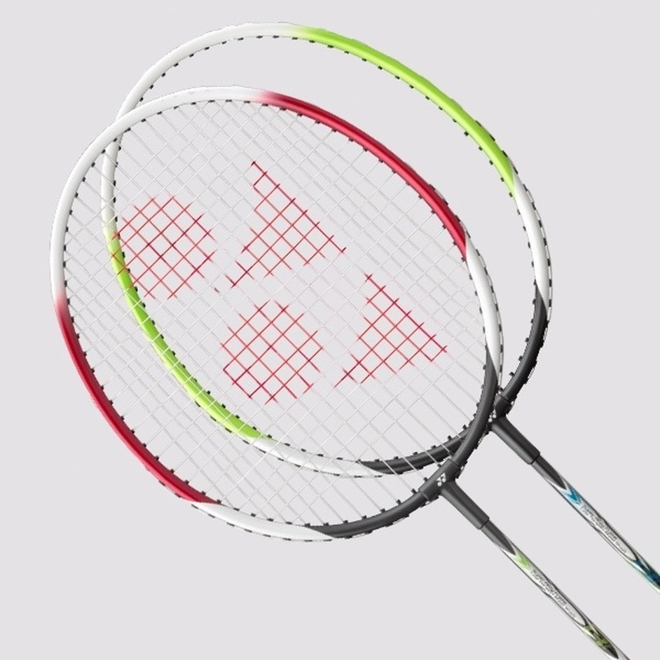 Badminton racket B4000 4
