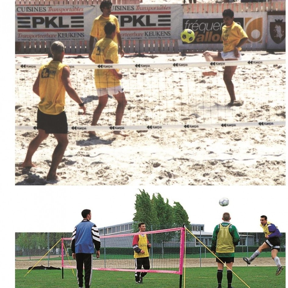 Beachvoetvolley