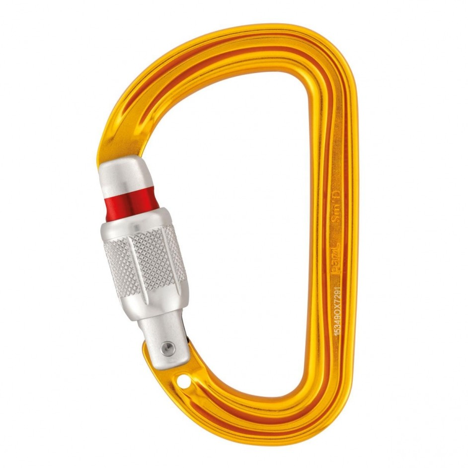 Petzl Petzl Sm'D - Screw lock