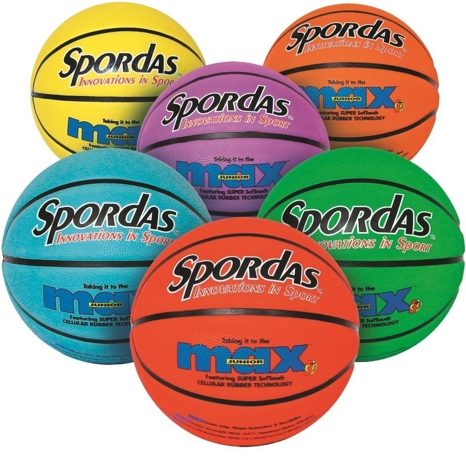Megaform Basketbal