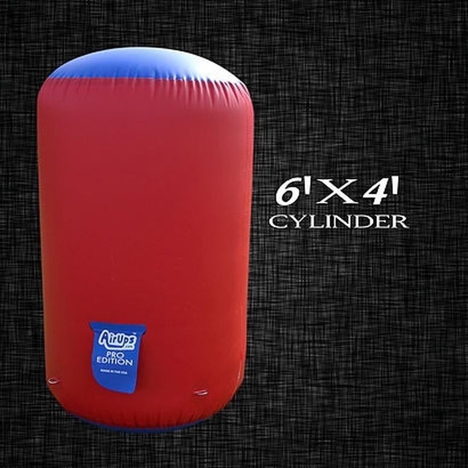 Paintball Cilinder Medium Bunker