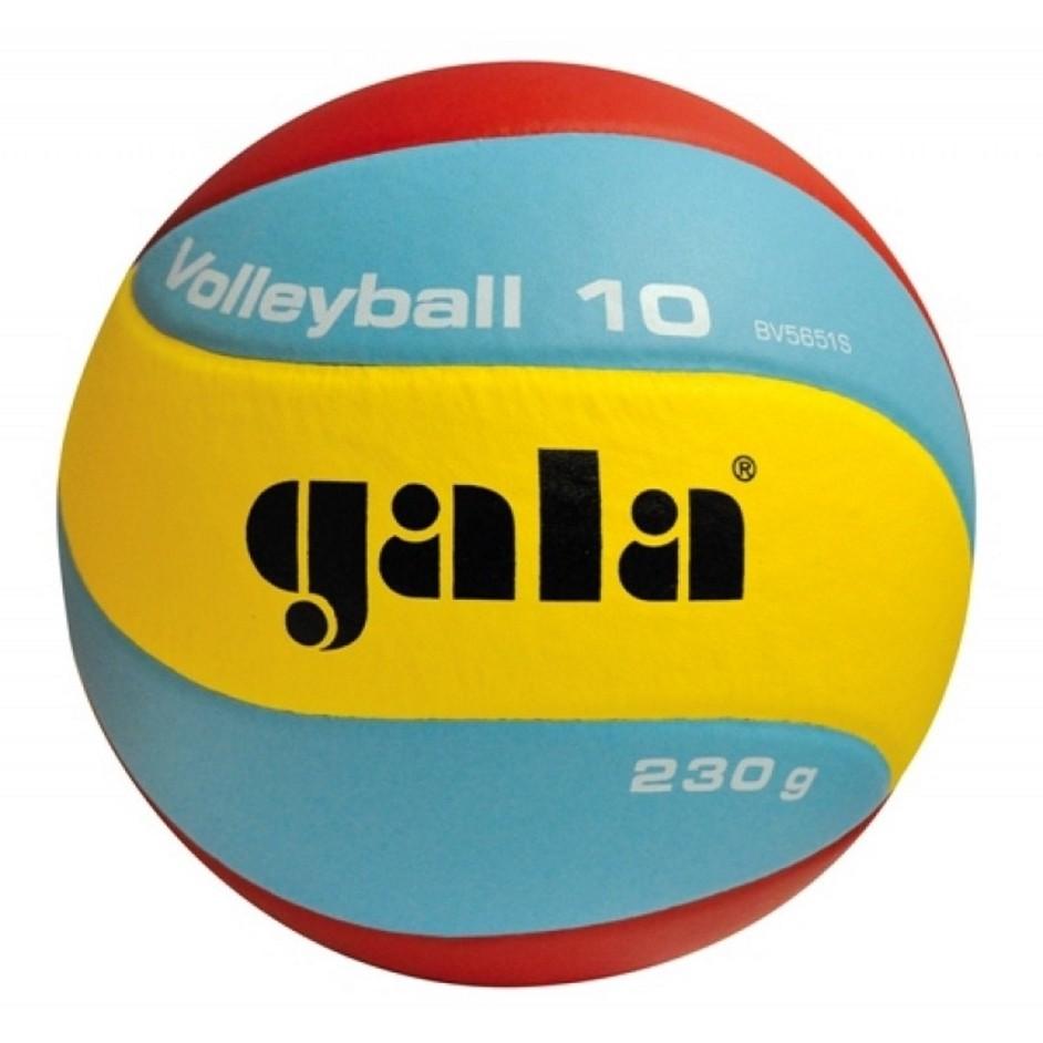 Gala volleybal licht