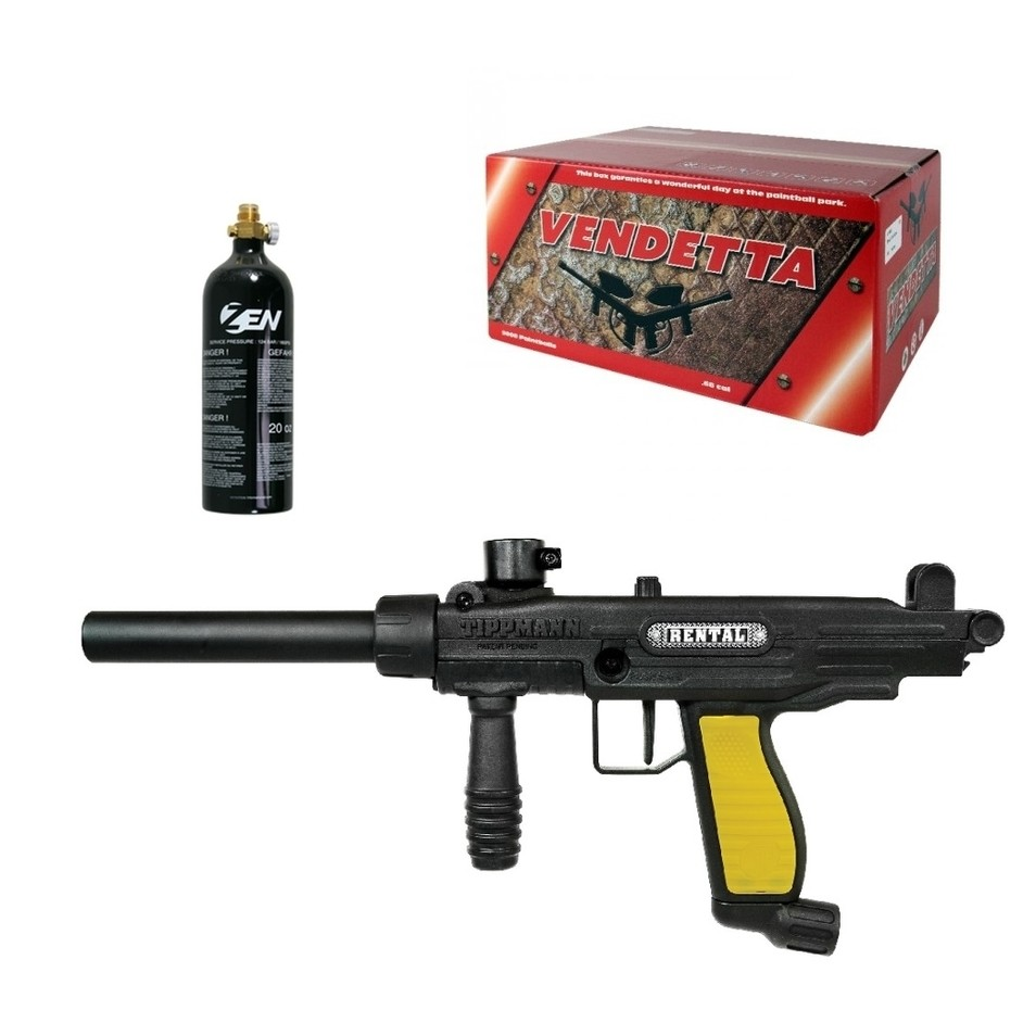 Tippmann ZEN Vendetta Paintball