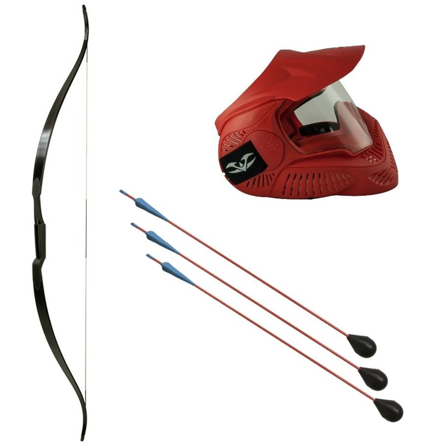 OutdoorPro Shoot Out Starter set - Fel gekleurd Kids
